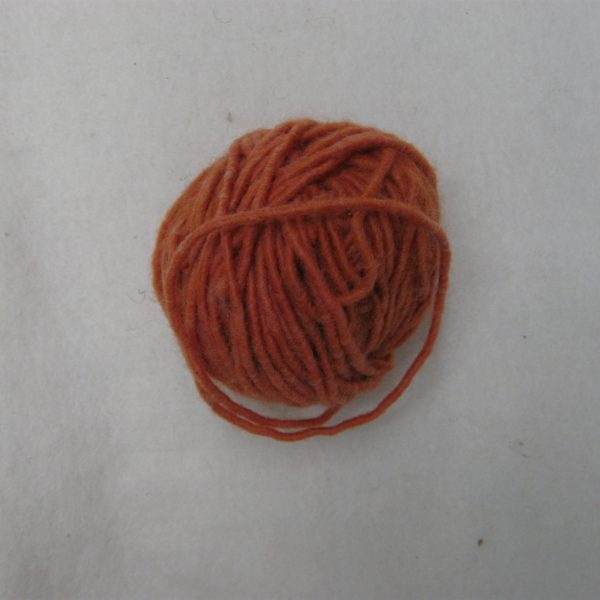 Cordone color carota 5mm
