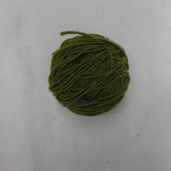 Cordone verde 5mm