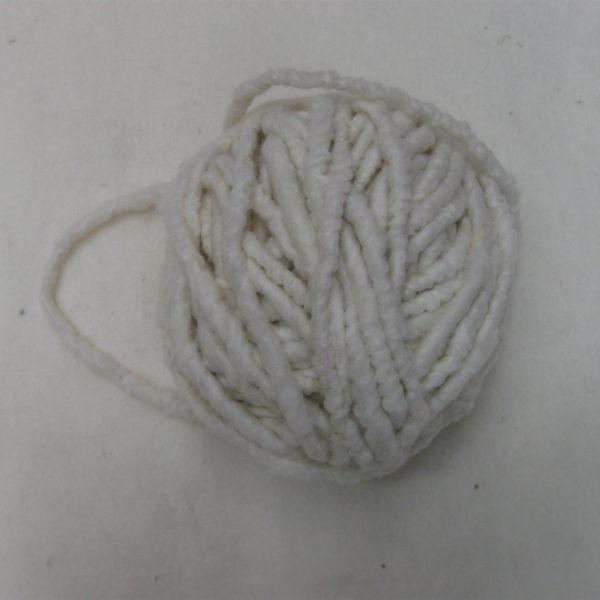 Cordone bianco 1cm