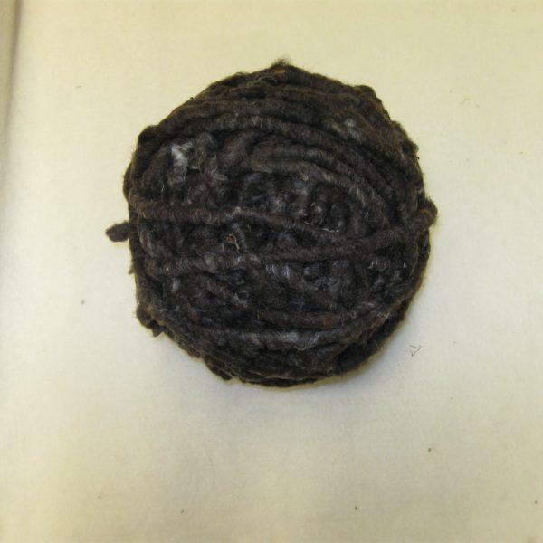 Cordone marrone scuro 1cm