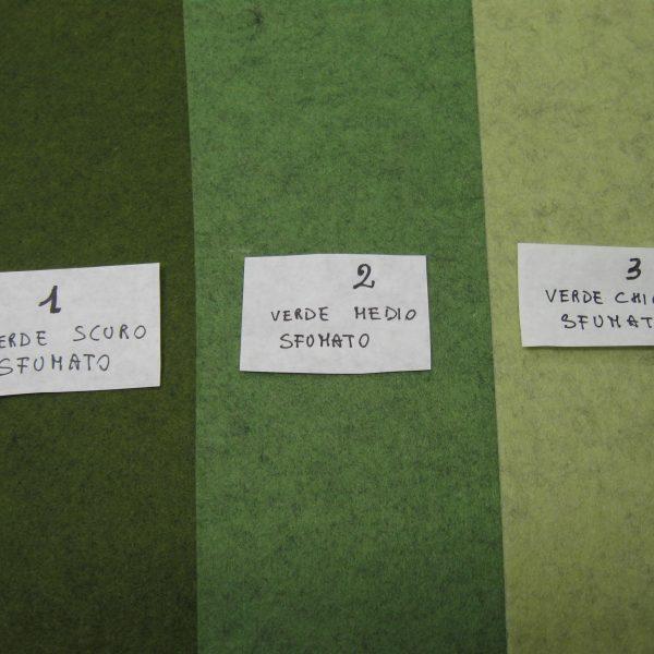 3 verde salvia melange (M82)
