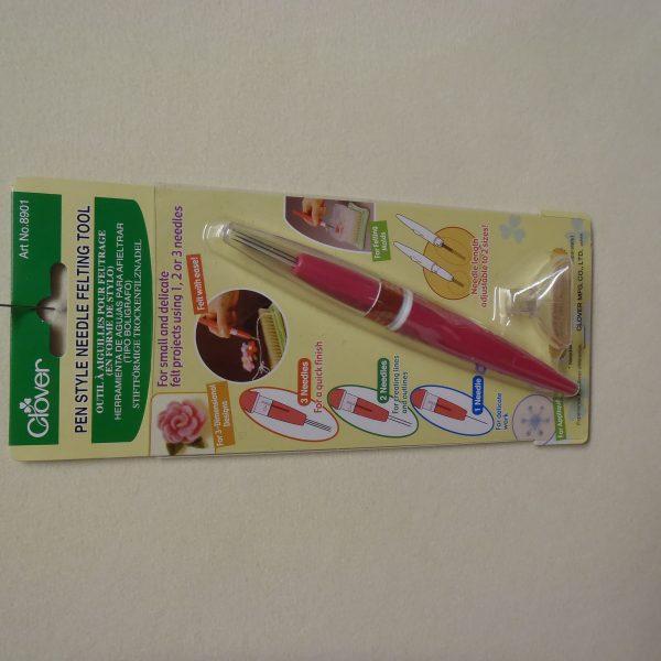 Penna per infeltrire con 3 aghi