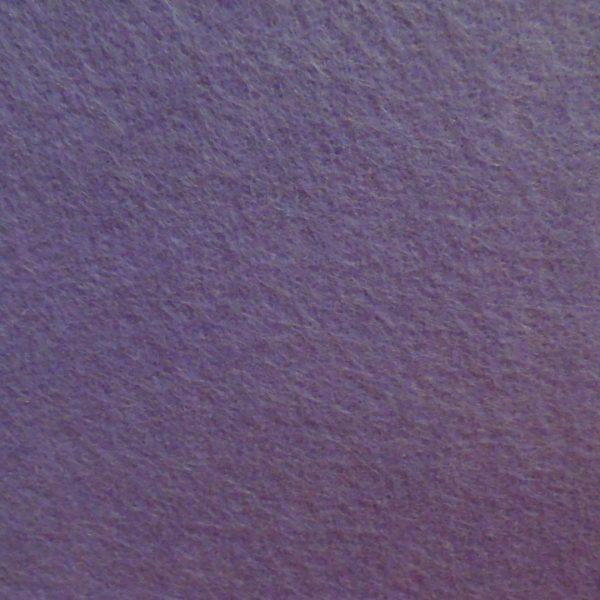 Feltro sintetico colore glicine M50